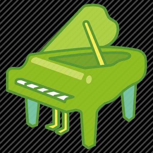 concert, grand, instrument, music, musical, piano, pianoforte icon