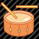 drum, instrument, military, music, musical, parade, percussion