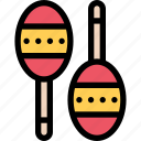 band, maracas, music, musical instrument, musical style, subculture icon