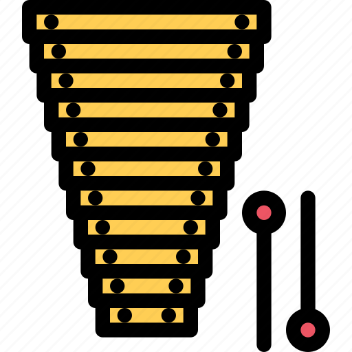 band, music, musical instrument, musical style, subculture, xylophone icon