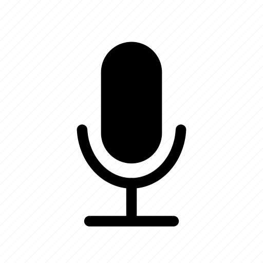 microphone, mike, music controls, transmitter icon