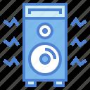 amplifier, audio, music, sound, speaker