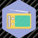 instruments, music, radio, songs, volume