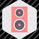 deck, music, song, speaker, voice, sound