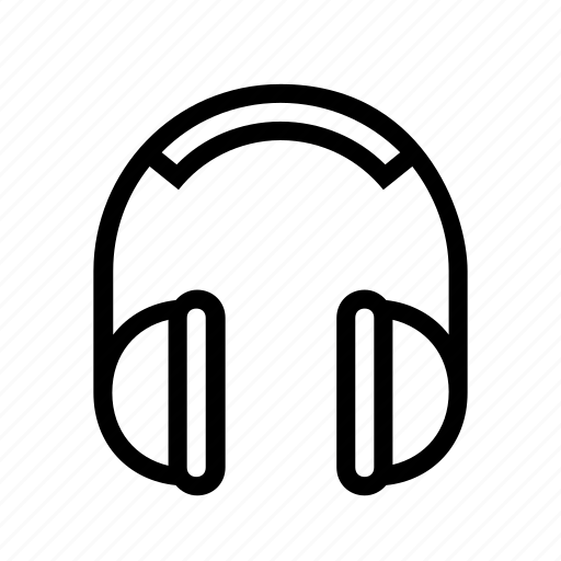 headphone, headphones, headset, music, player, sound, support icon