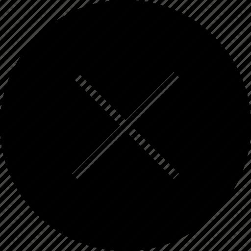 close, delete, multimedia, music icon