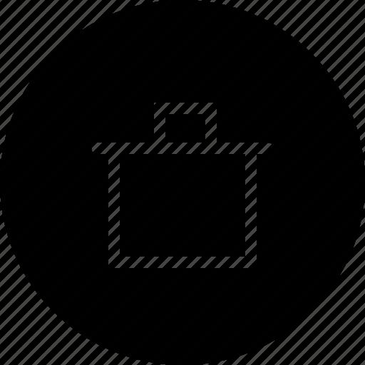 delete, multimedia, music, trash icon