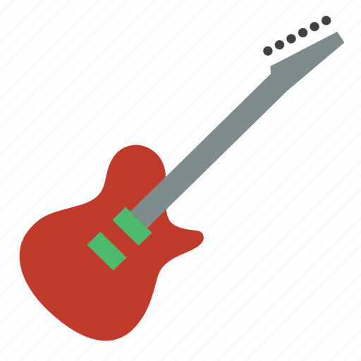 electric, guitar icon
