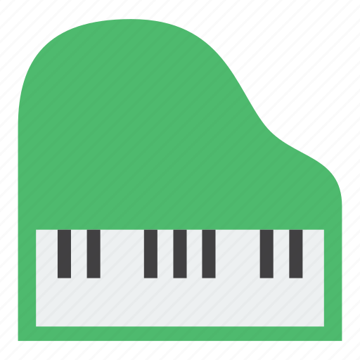 entertainment, instrument, music, piano, rhythm, sing, song icon
