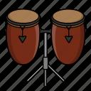instrument, kongo, music, percussion