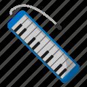 instrument, melodica, music, wind instrument icon