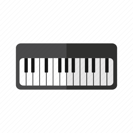 classical, keyboard, melody, musical instrument, piano icon