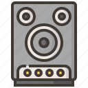instruments, music, orchestra, percussion, rhythm icon