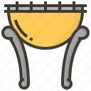 drum, instruments, music, orchestra, percussion, rhythm icon