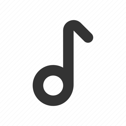 instrument, melody, music, musical, not, play, sound icon