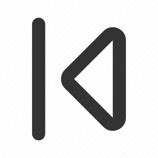 audio, back, instrument, music, player, prev, rewind icon