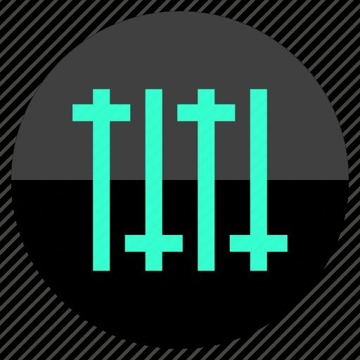 audio, media, sound, video icon