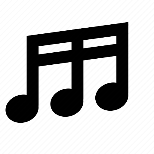 Eighth, music, note, sixteenth icon - Download on Iconfinder