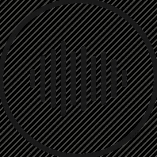 Bass, dj, equalizer, music icon - Download on Iconfinder