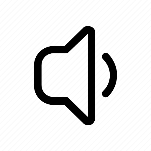 audio, dynamic, low, sound, volume icon