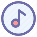 music, note, song, spectrum, tune