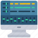 computer, music, musical, production, software