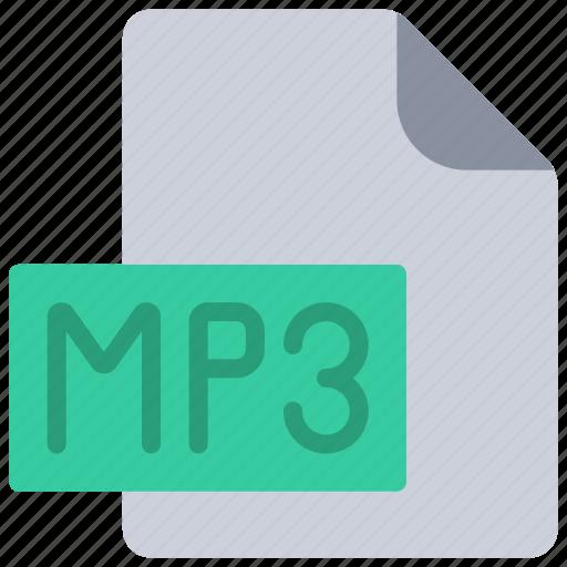 file, m, music, p, sound, three icon