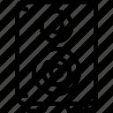 audio, media, music, production, speaker icon