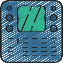 music, musical, production, sequencer, tools icon