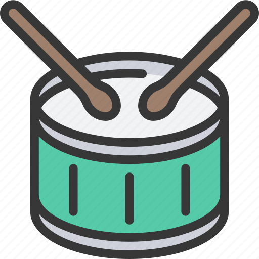 Drum, instrument, music, musical, production icon - Download on Iconfinder