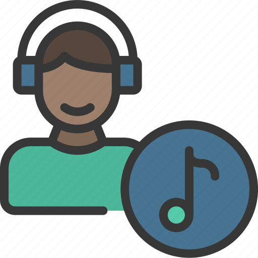 Male, music, musical, producer, production icon - Download on Iconfinder