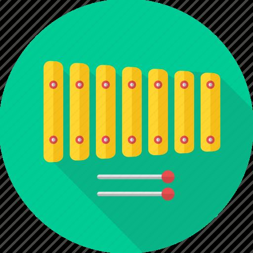 instrument, music, musical, node, orchestra, sound icon