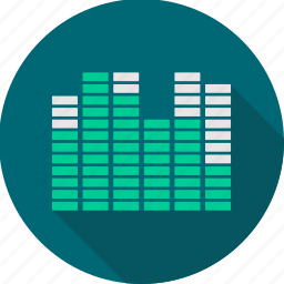 music, node, player, playing, song, sound, volume icon