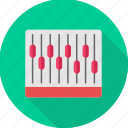 audio, instrument, music, musical, note, sound, volume icon