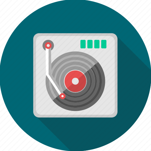 dj, instrument, music, musical, play, song, sound icon