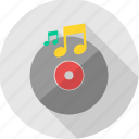 cd, disc, dvd, music, node, playing, song icon
