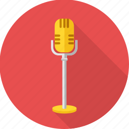 audio, mic, mike, music, musical, sound icon