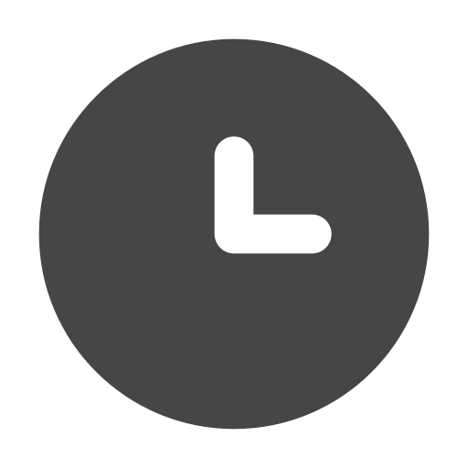 clock, time icon