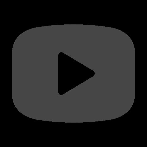 stream, video, youtube icon
