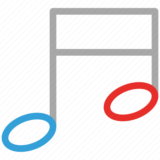 musical note, musical sign, musical symbol, note icon