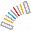 accordion, concertina, melodeon, squeezbox icon