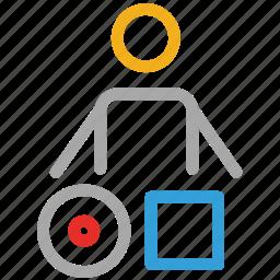 music, music teacher, musician, recording icon