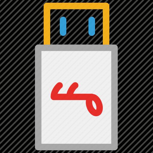 flash, memory stick, music data storage, usb drive icon