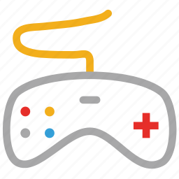 controller, game, game pad, remote control icon