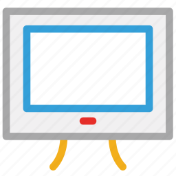 display, monitor, television, tv icon