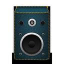 jean, speaker icon