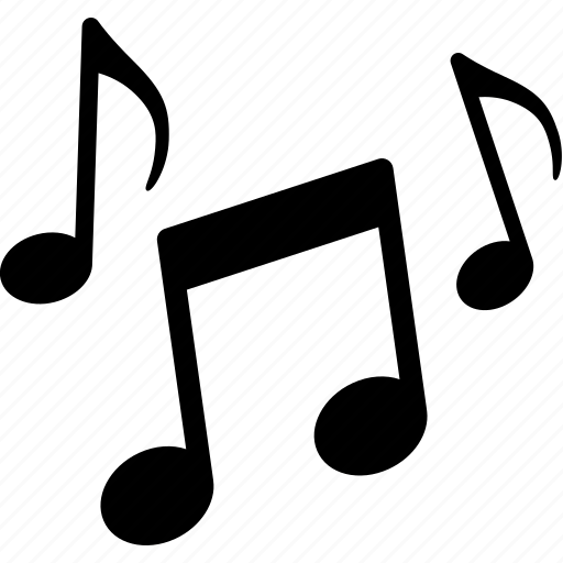 melody, music, musical, notes, rhythm, song, tune icon