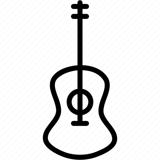 chord, guitar, instrument, music, play, sound, string icon