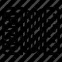 accordion, instrument, keyboard icon