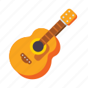 acoustic, guitar, music, instrument